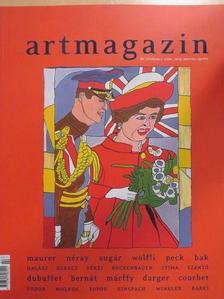 Berecz Ágnes - Artmagazin 2005. március-április [antikvár]