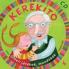 J.KOVÁCS JUDIT - Kerekítő 4 - CD melléklettel