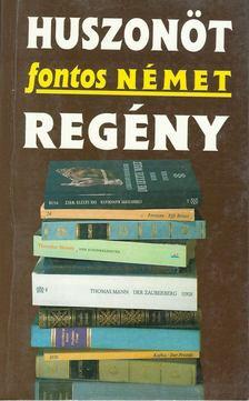 AMBRUS ÉVA - Huszonöt fontos német regény [antikvár]