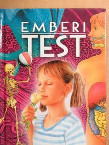 Emberi test [antikvár]