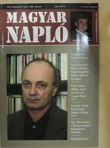 Antal Attila - Magyar Napló 2007. február [antikvár]