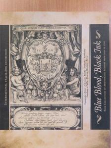 Eva Frimmová - Blue Blood, Black Ink [antikvár]
