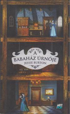 BURTON, JESSIE - A babaház úrnője [antikvár]