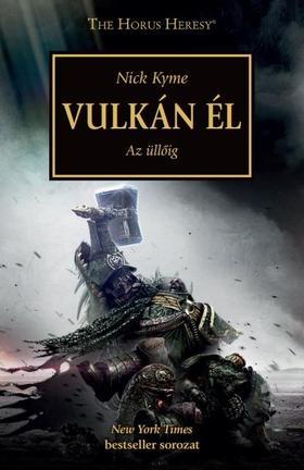 Nick Kyme - Vulkan él