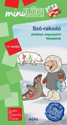 Szó-rakodó 4.osztály - Játékos anyanyelvi feladatok