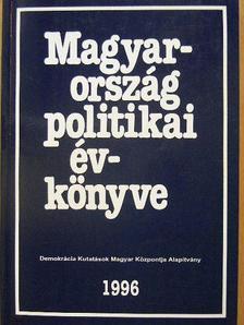 Ágh Attila - Magyarország politikai évkönyve 1996 [antikvár]