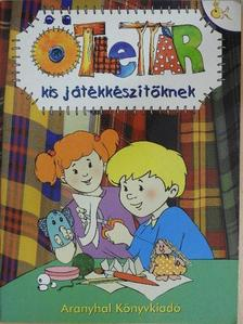 Kelemen Czakó Rita - Ötlettár kis játékkészítőknek [antikvár]