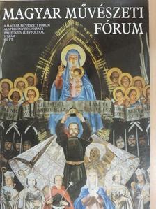 Aba-Novák Judit - Magyar Művészeti Fórum 1999. június [antikvár]