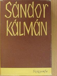 Sándor Kálmán - Szégyenfa [antikvár]