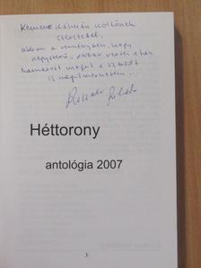 Babják Krisztián - Héttorony antológia 2007 (dedikált példány) [antikvár]