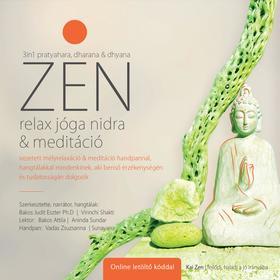 Bakos Judit Eszter PhD - ZEN relax jóga nidra & meditáció