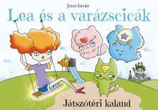 Jenei István - Lea és a varázscicák I. - Játszótéri kaland
