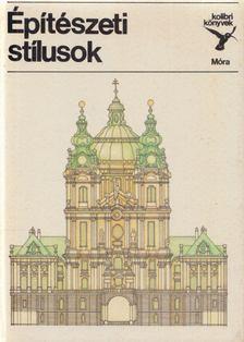 Kelényi György - Építészeti stílusok [antikvár]