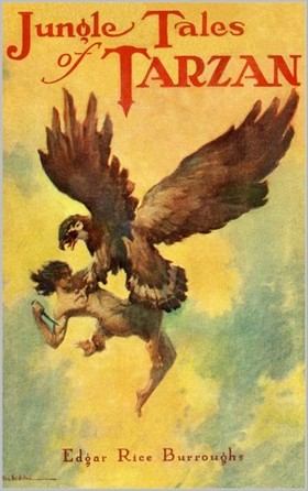 Edgar Rice Burroughs - Jungle Tales of Tarzan [eKönyv: epub, mobi]