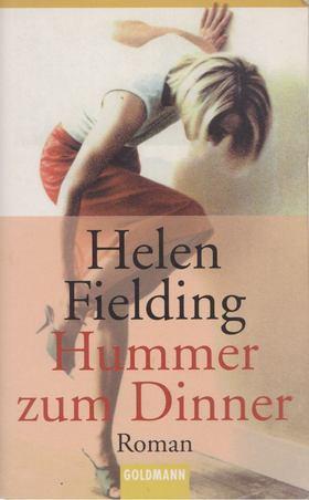 Helen Fielding - Hummer zum Dinner [antikvár]