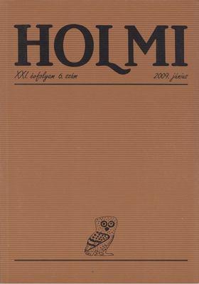Réz Pál - Holmi 2009. június [antikvár]