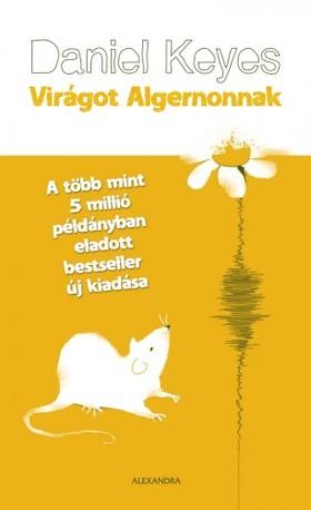 Daniel Keyes - Virágot Algernonnak [eKönyv: epub, mobi]