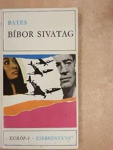 H. E. Bates - Bíbor sivatag [antikvár]