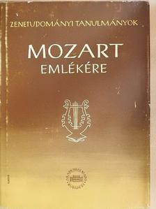Bárdos Lajos - W. A. Mozart emlékére [antikvár]
