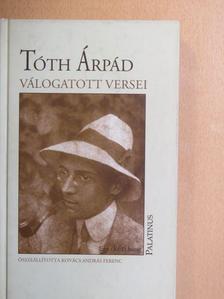 Tóth Árpád - Tóth Árpád válogatott versei [antikvár]