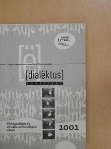 A. Gergely András - Dialektus fesztivál 2002 [antikvár]