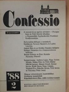 Alexa Károly - Confessio 1988/2. [antikvár]