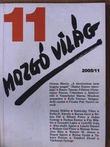 Almási Miklós - Mozgó Világ 2005. november [antikvár]