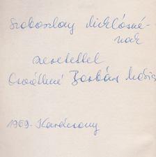 Henry Fielding - Amelia (dedikált) [antikvár]
