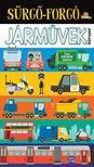 Sürgő forgó járművek - Óriási kihajtható oldalakkal