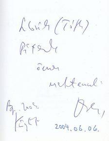 Kaiser László - Összes ajtómat kitárom (dedikált) [antikvár]