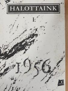 Albert Camus - Halottaink 1956 I. [antikvár]