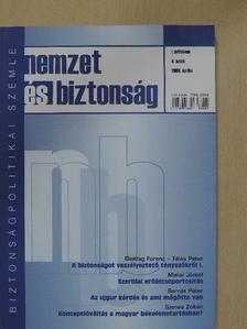 Bernát Péter - Nemzet és biztonság 2008. április [antikvár]
