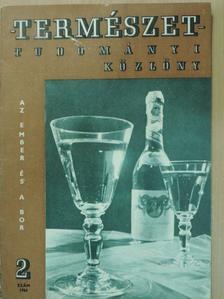 Avar János - Természettudományi Közlöny 1966. február [antikvár]
