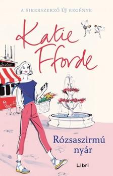 Katie Fforde - Rózsaszirmú nyár [eKönyv: epub, mobi]