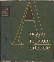 Klaniczay Tibor - A magyar irodalom története II. 1600-tól 1772-ig [antikvár]