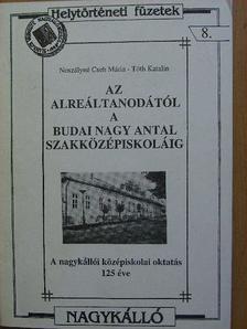 Noszályné Cseh Mária - Az alreáltanodától a Budai Nagy Antal Szakközépiskoláig [antikvár]