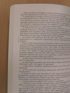 Berke Barna - Európajogi Tanulmányok 4. [antikvár]