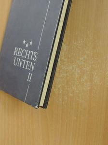 Joachim Ringelnatz - Rechts Unten II [antikvár]