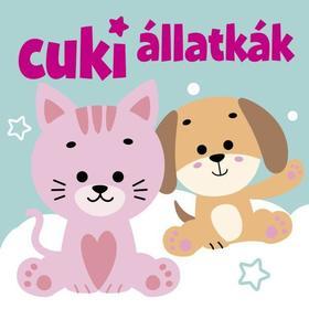 Szalay Könyvkiadó - Fürdőskönyv: Cuki állatok