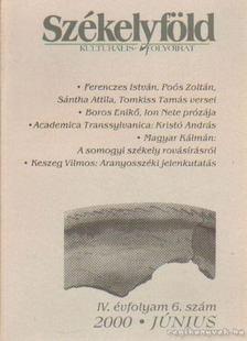Székelyföld 2000/6 [antikvár]