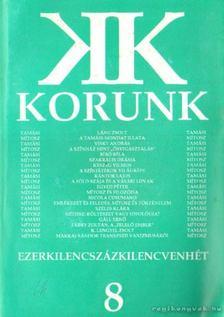Kántor Lajos - Korunk 1997/8 [antikvár]