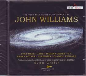 JOHN WILLIAMS - THE VERY BEST MOVIE SOUNDTRACKS CD FILMZENE