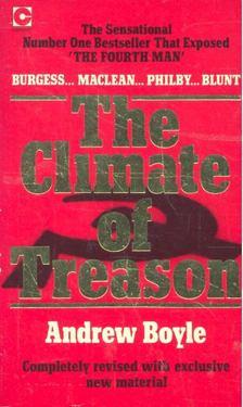 BOYLE, ANDREW - The Climate of Treason [antikvár]