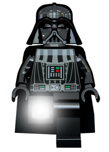 LEGO Star Wars Darth Vader LED lámpa