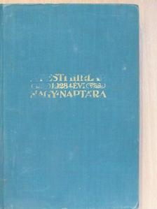 Ábrányi Emil - A Pesti Hirlap Nagy Naptára az 1928. szökőévre [antikvár]