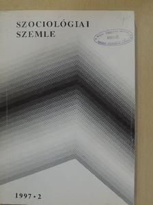 Bindorffer Györgyi - Szociológiai szemle 1997/2. [antikvár]