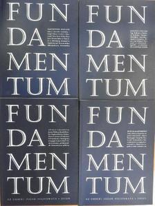 Tóth Judit - Fundamentum 2013/1-4. [antikvár]