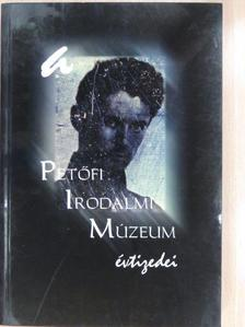 Csorba Sándor - A Petőfi Irodalmi Múzeum évtizedei (dedikált példány) [antikvár]
