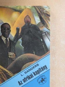 Lawrence Sanders - Az afrikai kapitány [antikvár]