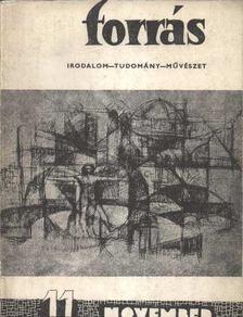 Hatvani Dániel - Forrás 1974/11 hatodik évfolyam [antikvár]